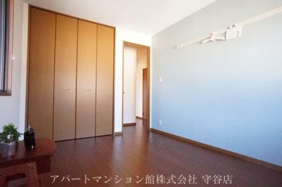 【洋室】コーポファミーユG