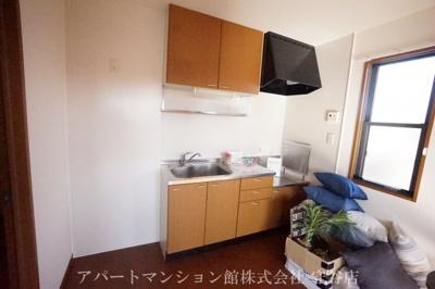 【キッチン】コーポファミーユG