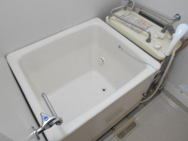 【浴室】ドルフ石井A棟