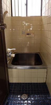 【浴室】寝屋川市高柳2丁目貸家