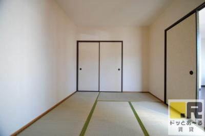【和室】フォブール善導寺