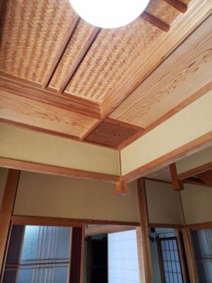 【玄関】鳥取市佐治町森坪中古戸建て