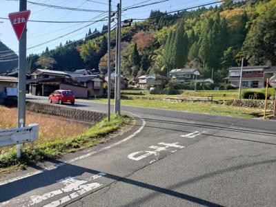 【周辺】鳥取市佐治町森坪中古戸建