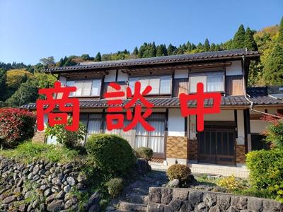 【外観】鳥取市佐治町森坪中古戸建