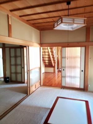【和室】鳥取市佐治町森坪中古戸建