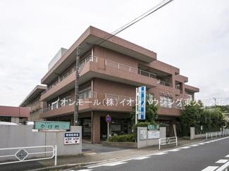 竹丘病院(約2,370m)