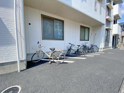 【洋室】アパートメントスペース1