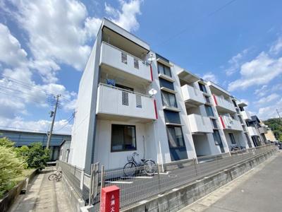 【外観】アパートメントスペース1