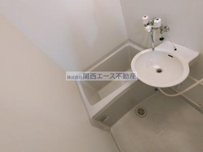 【浴室】レオパレス永和