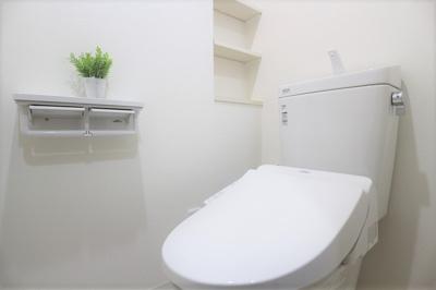 【トイレ】ヴェルドール緑地公園南