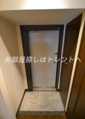 【玄関】グランドガーラ麻布十番