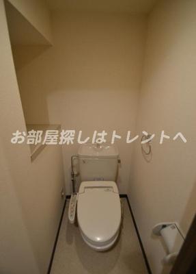 【トイレ】グランドガーラ麻布十番