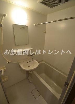 【浴室】グランドガーラ麻布十番