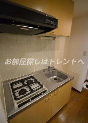 【キッチン】グランドガーラ麻布十番