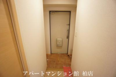 【玄関】グランツ柏の葉
