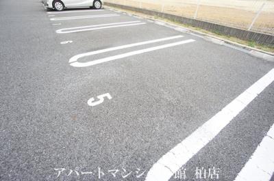 【駐車場】グランツ柏の葉