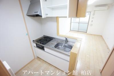 【キッチン】グランツ柏の葉