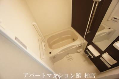 【浴室】グランツ柏の葉