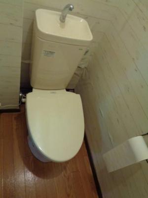 【トイレ】エスポワールYUZATO