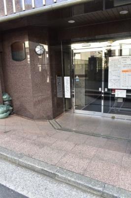【エントランス】ソレアードホームズ横浜弘明寺