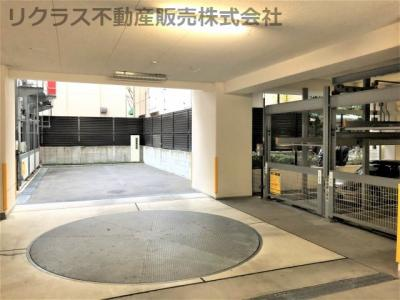 【駐車場】ワコーレアベニュー神戸