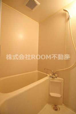 【浴室】メイプルコート一万城
