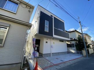 JR総武・中央緩行線「津田沼」駅徒歩15分の全1棟の新築一戸建てです。新京成線前原駅は徒歩11分です