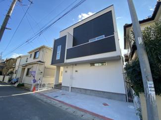 人気のJR総武線津田沼駅徒歩圏内の新築一戸建てです。
