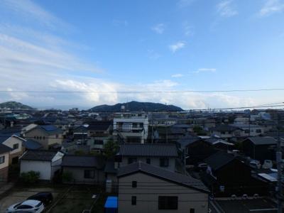 【展望】ダイアパレス松山ポートアネックス