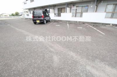 【駐車場】ガーデンR5