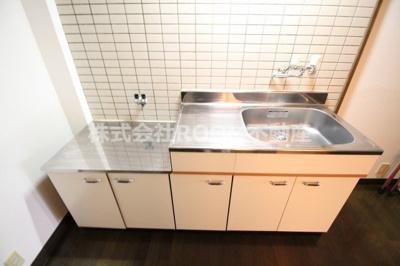 【キッチン】ガーデンR5