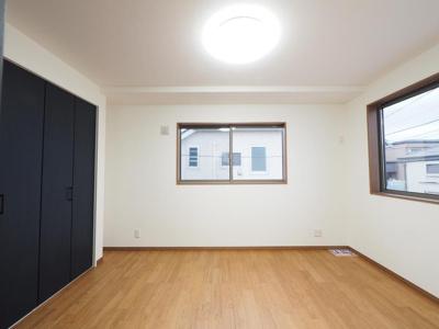 【寝室】A93 新築戸建 国分寺市西町4丁目 全4棟 D号棟