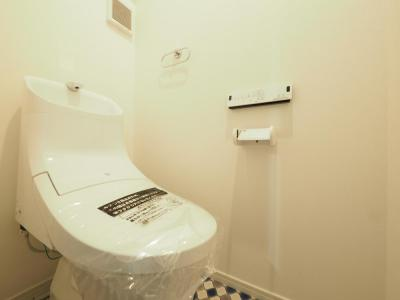 【トイレ】A93 新築戸建 国分寺市西町4丁目 全4棟 D号棟