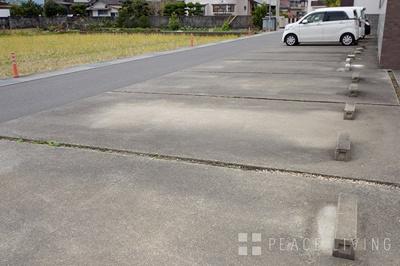 【駐車場】プレジデント日開野