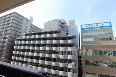 【展望】ソシエ北大阪壱期棟
