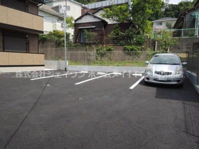 【駐車場】キルシッカ鎌倉