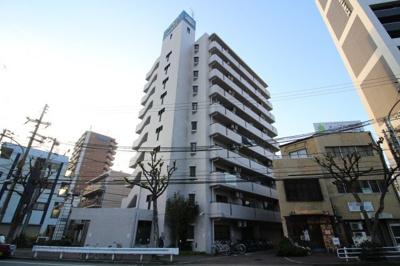 【外観】ライオンズマンション神戸西元町