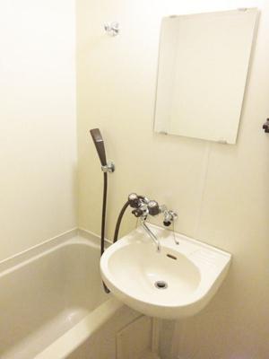 【浴室】ソファレ錦町
