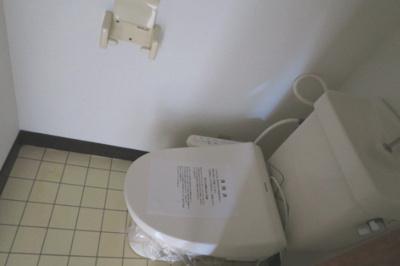 【トイレ】恵ハウス