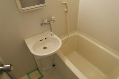 【浴室】恵ハウス