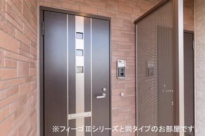 【玄関】シュトラール
