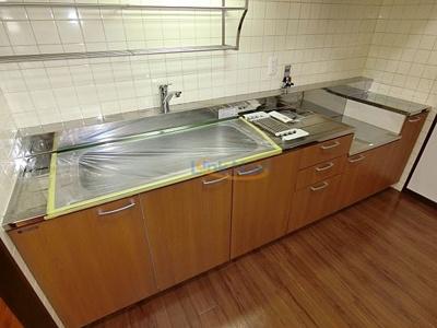 【キッチン】ルフェール新町
