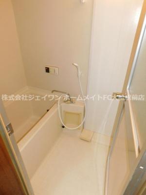 【浴室】ハイム植木