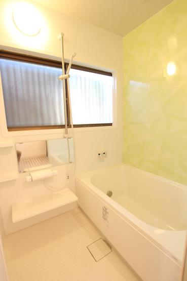 【浴室】友丘5丁目戸建て