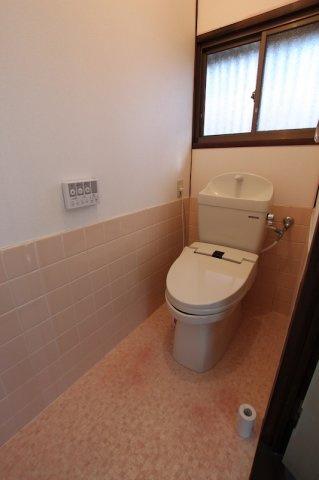 【トイレ】友丘5丁目戸建て