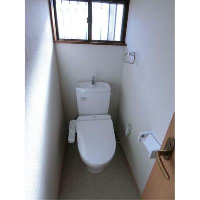 【トイレ】都町1丁目H貸家