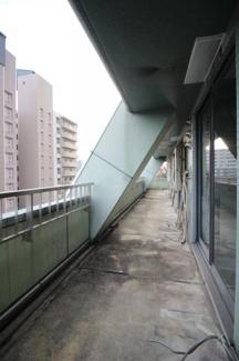 【バルコニー】PORTA六甲道