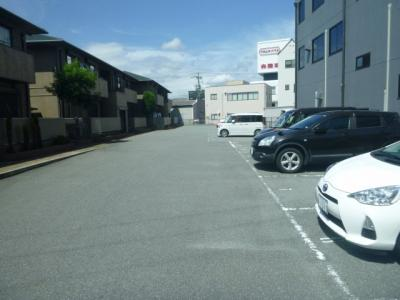 【駐車場】ジュネス今宿