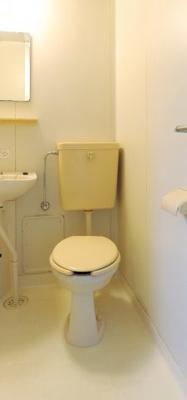 【トイレ】クールハイツナカムラ