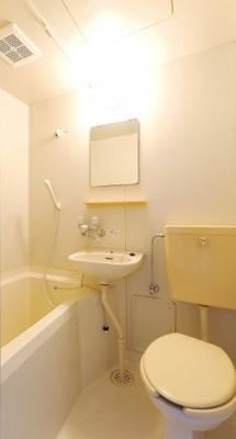 【浴室】クールハイツナカムラ